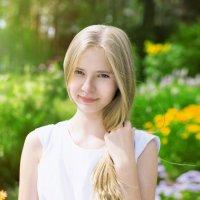Лиза :: Оля Вишнякова