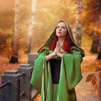 Золотая пора :: Фотохудожник Наталья Смирнова