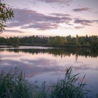 Озеро :: Екатерина Рябинина