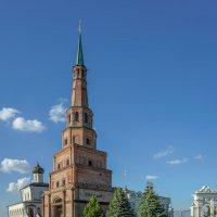 Казань. Башня Сююмбике. :: Владимир Дороненко