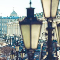 красивая Москва :: Юрий Лобачев