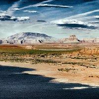 Один из пейзажей на третьей планете от Солнца ;-) :: Алексей Пышненко