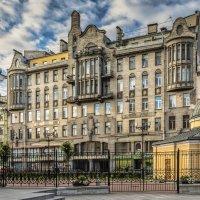 Доходный дом Н.А. и С.А. Латониных :: Valeriy Piterskiy