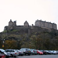 Эдинбургский замок (англ. Edinburgh Castle) :: Olga