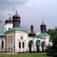 Главный собор Ионинского  монастыря г. Киев :: Владимир Бровко