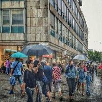 Дождь в Братиславе-3 :: Gene Brumer