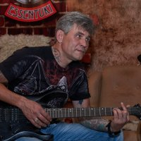 Гитарист :: Александр Сапожников