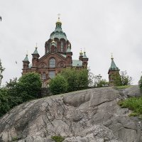 Город Хелсинки :: Людвикас Масюлис