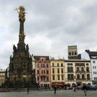 Оломоуц-старинный город в Чехии :: Vitalij P