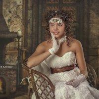 Слезы сквозь улыбку :: Наталия Каюшева