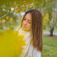 Осенний букет :: Наталья Батракова