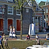 Амстердамские зарисовки :: Александр Корчемный