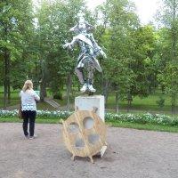 В ПАРКЕ :: Виктор Елисеев