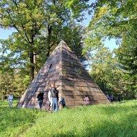 Пирамида. :: Сергей