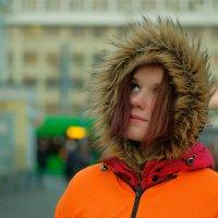 лиса в городских джунглях :: StudioRAK Ragozin Alexey