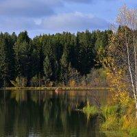 На озере. :: Наталья