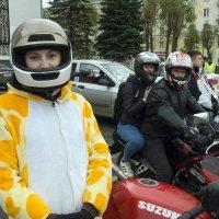 Северодвинск. Закрытие мотосезона (2) :: Владимир Шибинский