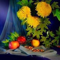 Желтые цветы :: Наталия Лыкова