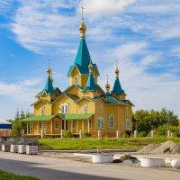 Церковь :: Ant Glazychev