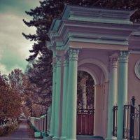 Парк. :: Вадим Басов