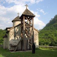 Балканские монастыри-1 :: Николай Рогаткин