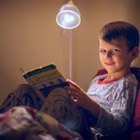 Чтение перед сном :: Виктор Василевский