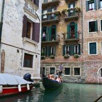 Жизнь в Венеции :: Ольга