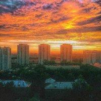 Спокойной ночи, любимый город! :: Натали Пам