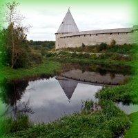 Староладожская крепость. :: Марина Харченкова