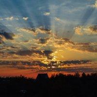 закат :: ирина лузгина