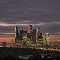 Москва-Сити :: Вячеслав М