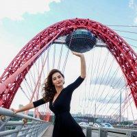 На мосту. :: Михаил Трофимов
