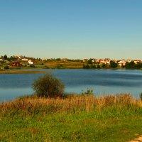 Озеро :: Михаил Цегалко