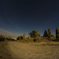 Ночной дозор. :: isanit Sergey Breus