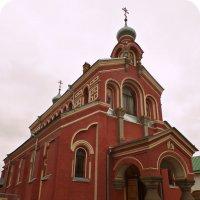 Церковь Иоанна Златоуста. :: Марина Харченкова