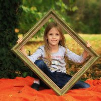 Осенний портрет :: Оксана
