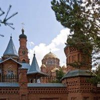 Купола и башни. Саракташ. Оренбургская область :: MILAV V