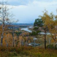 Осенняя пора в долине Иркута :: Анатолий Иргл