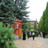 Псково-Печерский монастырь :: tatiana