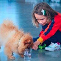 Чтобы делать добро, надо прежде всего им обладать! :: Inga Combal