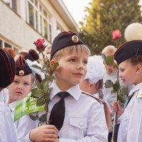 Акция Дети вместо цветов... :: Митя Шишкин