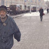 Первый снег... :: Вячеслав Владимирович