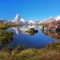 Вода, как зеркало - красОты отражаются :: Elena Wymann