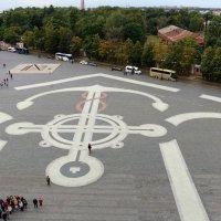 Якорная площадь :: Ольга