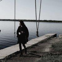 У заброшенного моста :: Елена О