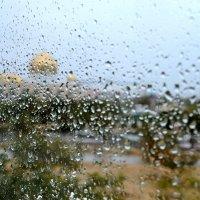 Дождь стучит по стеклу :: Анатолий Чикчирный