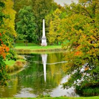 Гатчинский парк :: Валерия Яскович