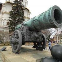 Царь-пушка. :: Павел WoodHobby