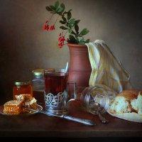 Чай с мёдом :: lady-viola2014 -