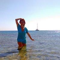 Средиземное море Родос :: Николай Холопов